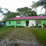 Our home for 2 months : Casa Verde